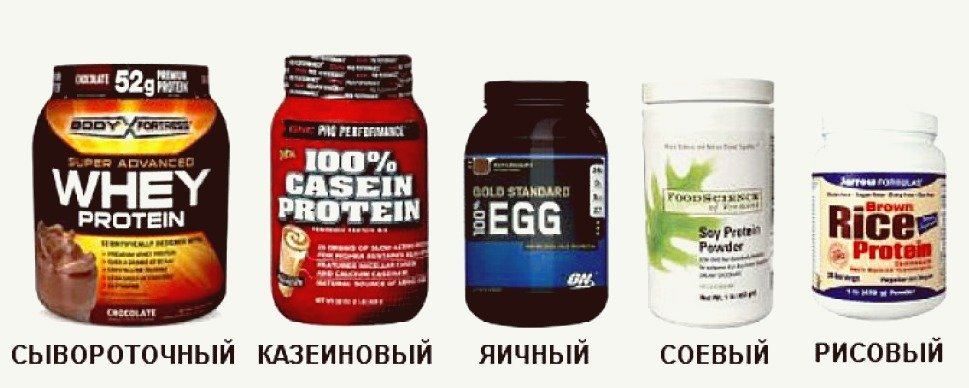 Протеин для женщин