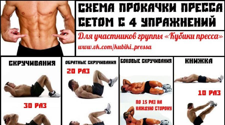 Как убрать живот мужчине – советы по питанию и тренировкам