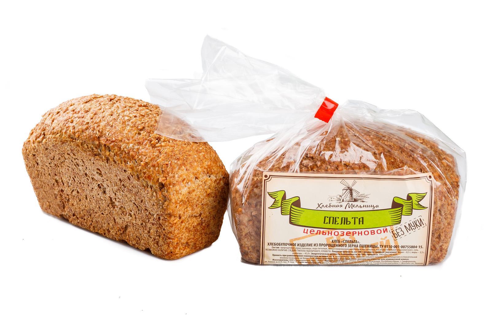 Зерновой хлеб – польза и вред для человеческого организма