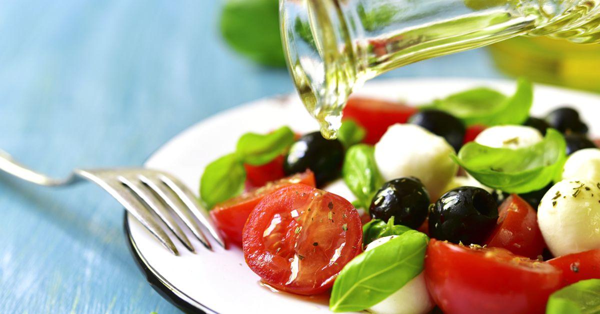 Меню и рецепты средиземноморской диеты