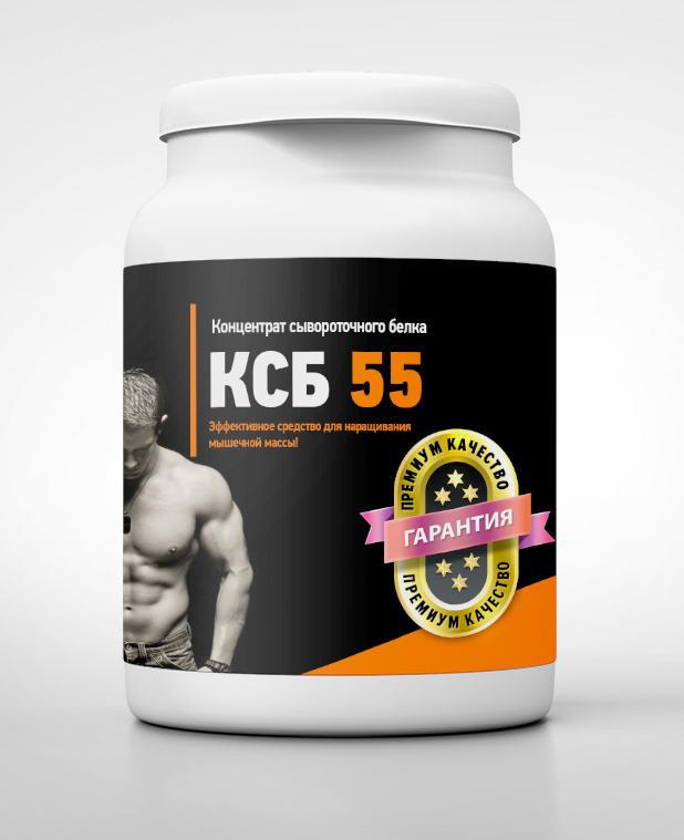 Протеиновый коктейль ксб-55: состав, применение, противопоказания