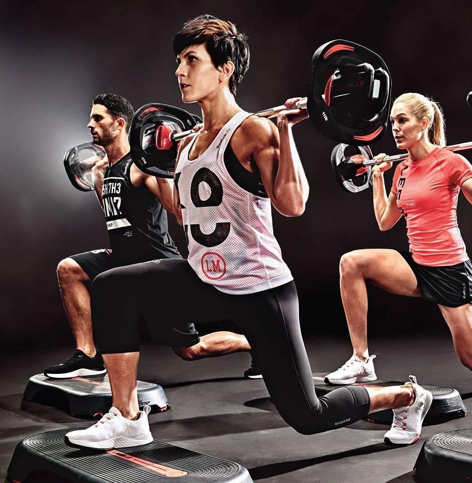 Что такое pump в фитнесе. body pump