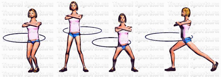 Обруч для похудения: эффективность занятий с хулахупом, как правильно выбрать и крутить, можно ли убрать живот и бока такими упражнениями