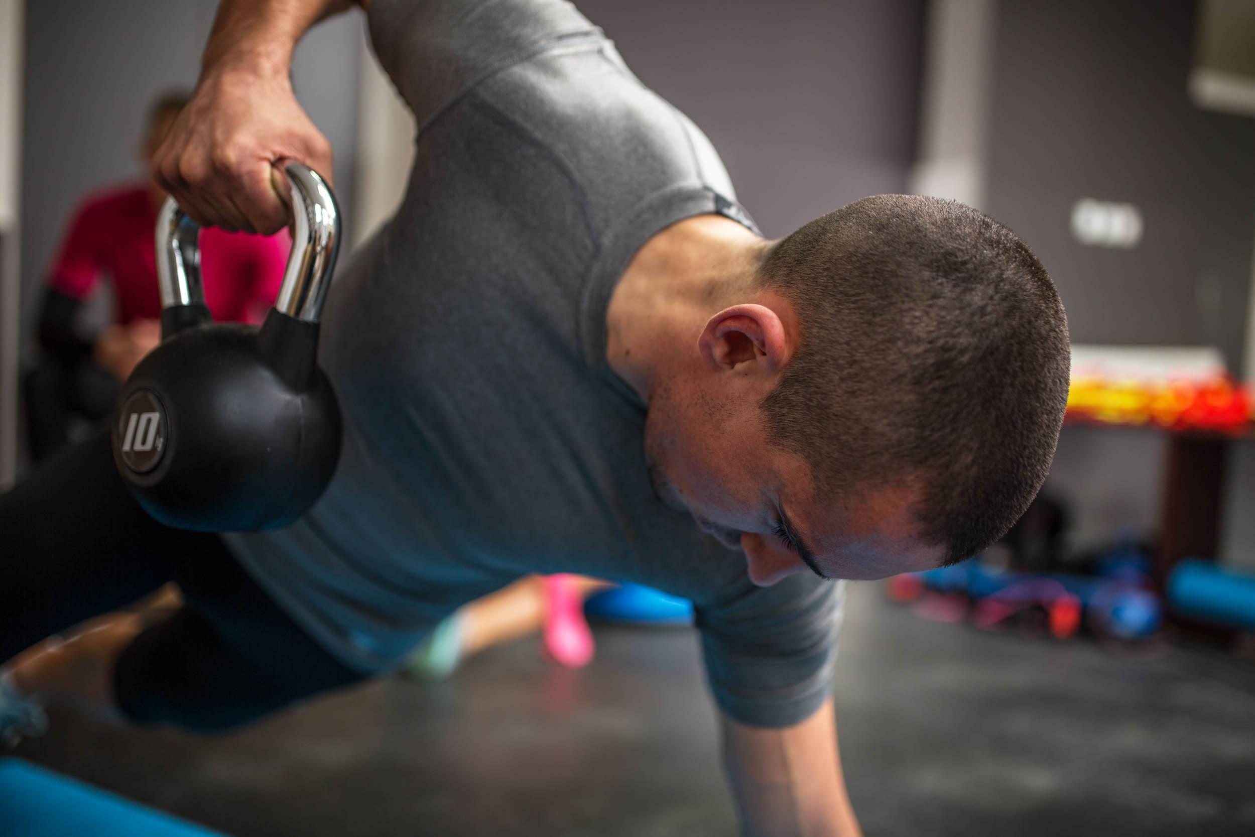 Развитие мощи и скорости мышц