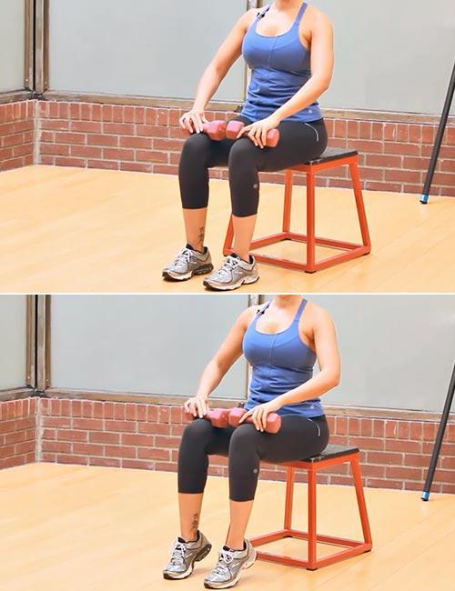 Как убрать жир с икр ног - самые действенные способы