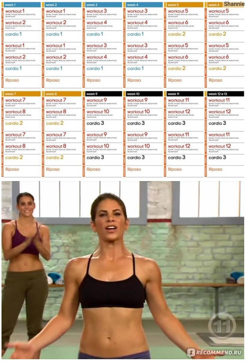 Джиллиан Майклс: биография звездного фитнес тренера, лучшие программы тренировок