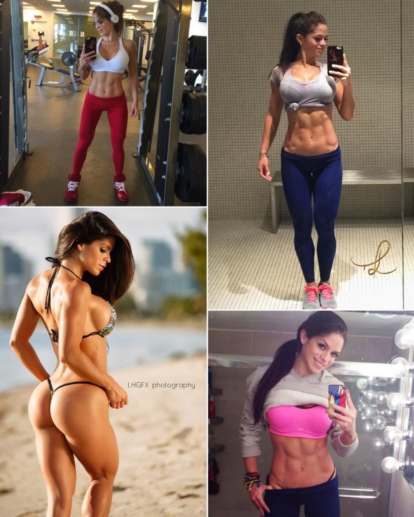 Самые известные фитнес-блогеры