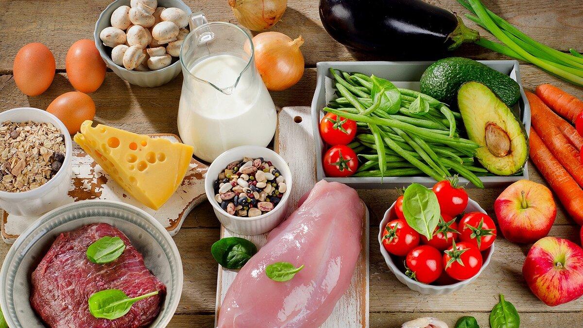 Правильная диета для набора веса: самые калорийные продукты