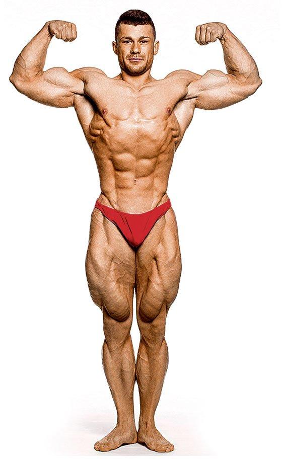 Топ 10 самых интересных фактов о мышцах человека