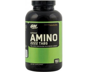 Superior amino 2222 от optimum nutrition