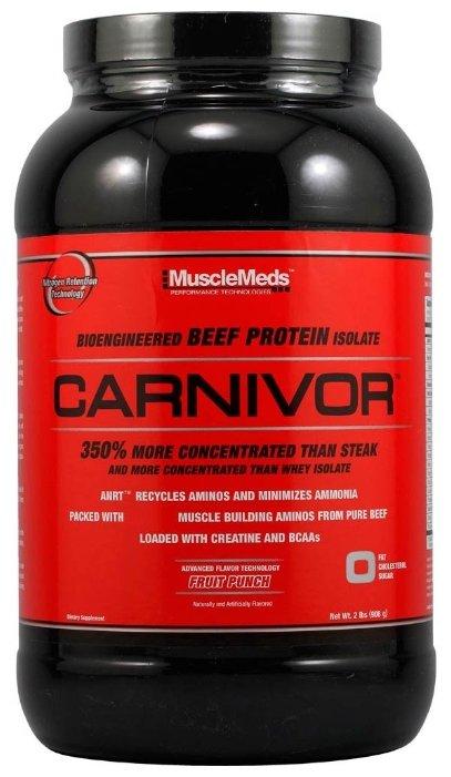 Carnivor от musclemeds: как принимать протеин, состав и отзывы