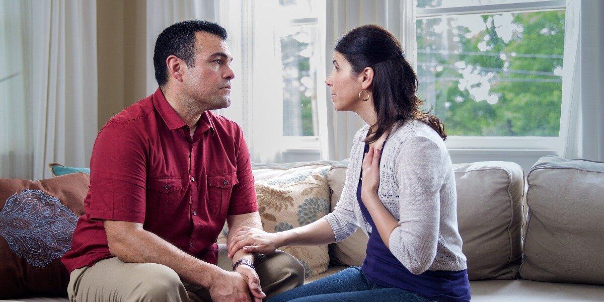 Как правильно поговорить с мужем о проблемах в отношениях