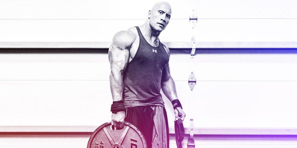 Дуэйн джонсон – тренировки, питание, секреты успеха