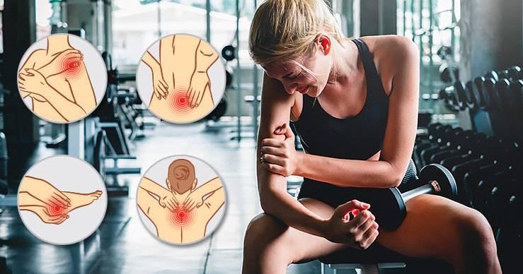Почему болят мышцы после тренировки? — sportfito — сайт о спорте и здоровом образе жизни