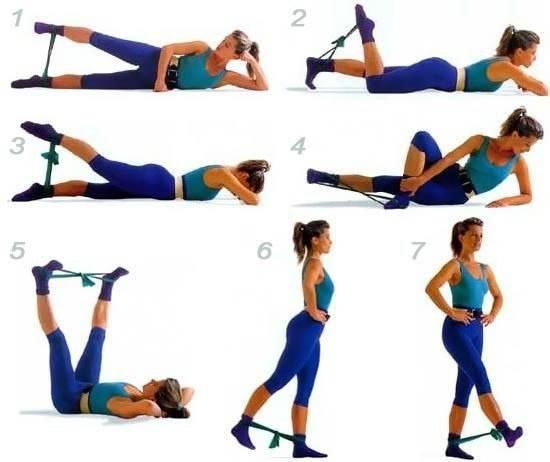 9 лучших упражнений для ягодиц + программа тренировок на месяц