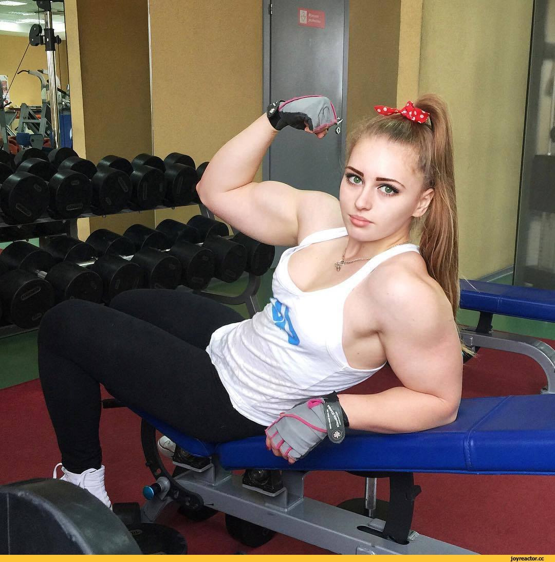 Программа тренировок в тренажерном зале для девушек