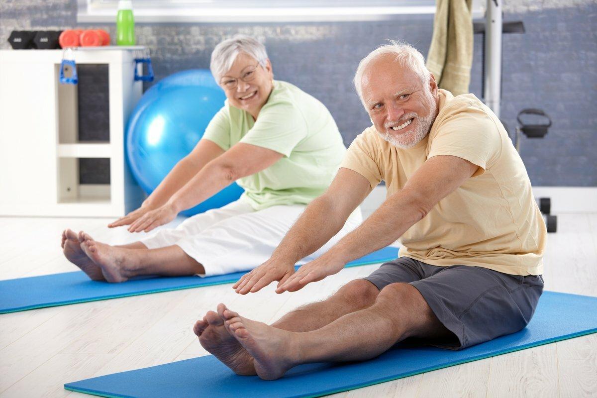 Приседания лечат! одно из основных упражнений, помогающих сердцу