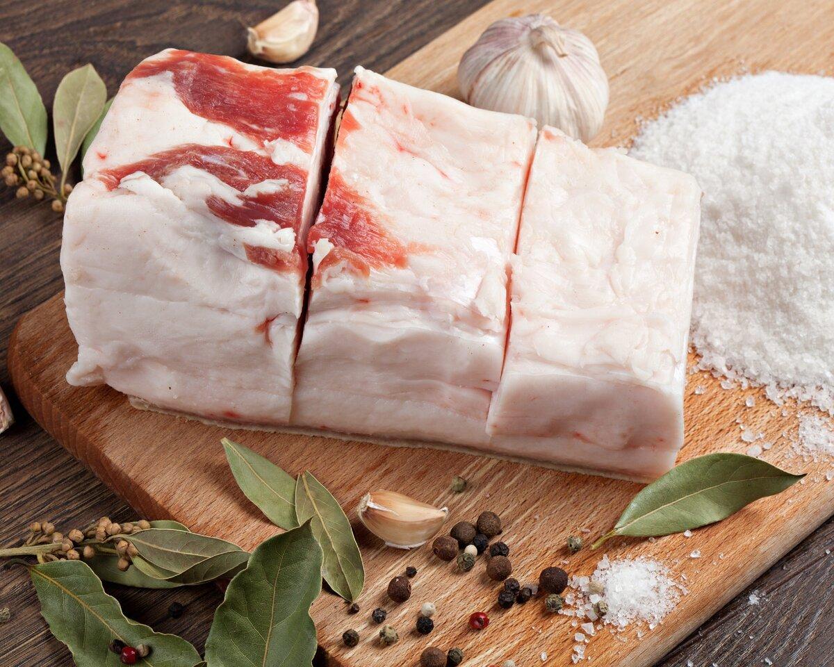 В чем польза и вред свиного сала для здоровья человека?