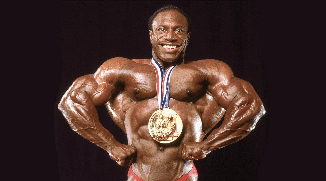 Как сейчас выглядит ли хейни: 8-ми кратный «мистер олимпия»