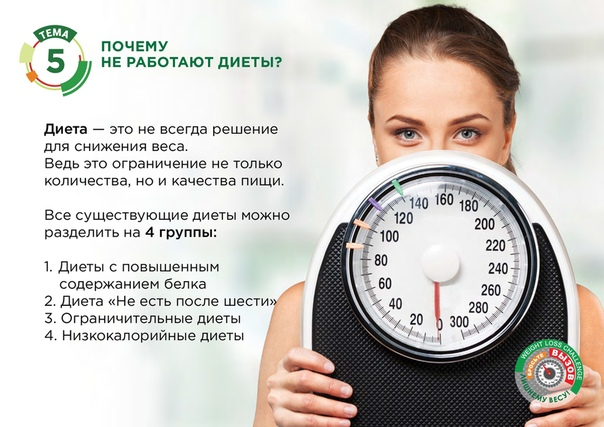 11 самых вредных последствий похудения