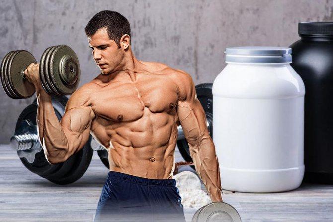 Гейнер для набора мышечной массы: какой лучше и как принимать?
