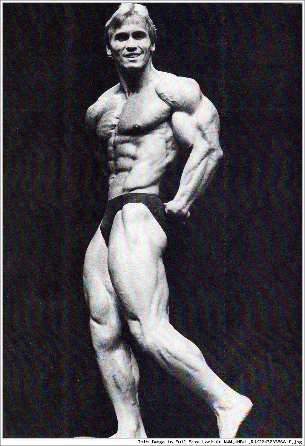 Джо вейдер: крестный отец фитнеса