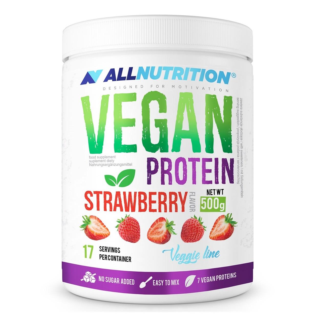 Где взять белок вегетарианцу и вегану?