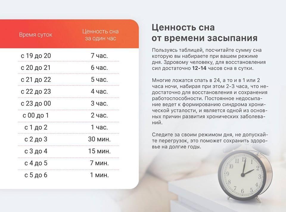 Калькулятор полифазного сна: онлайн расчет