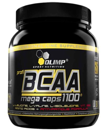 Bcaa mega caps 1100 120 капс (olimp) купить в москве по низкой цене – магазин спортивного питания pitprofi