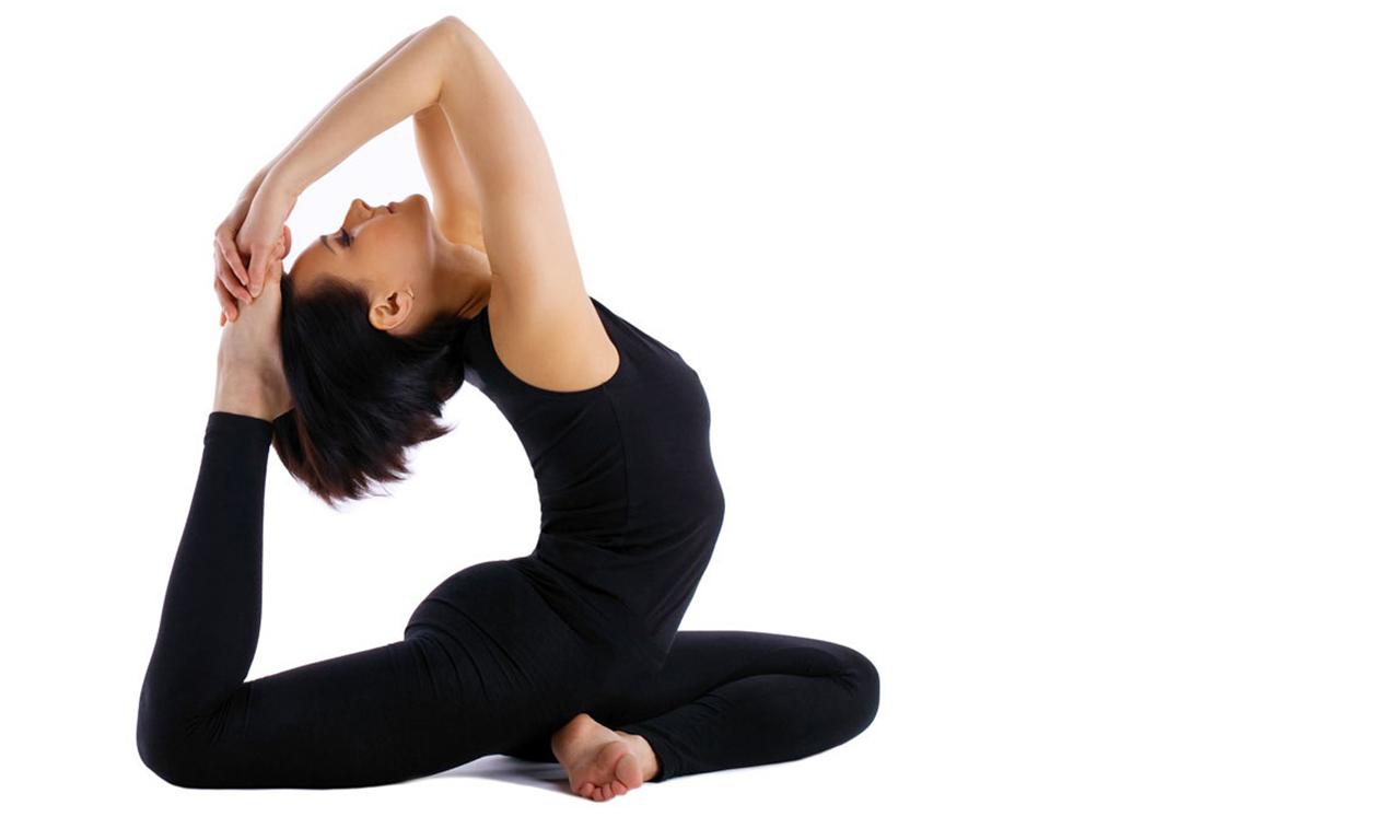 Поза голубя в йоге: как стать легче пушинки
