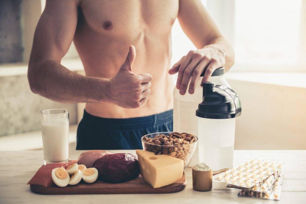 Спортивное питание: польза, вред и мифы