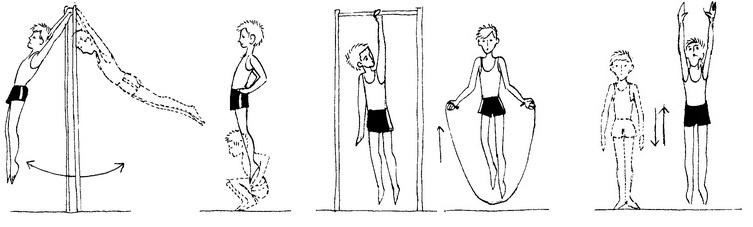 Упражнения для увеличения роста: стать выше можно в любом возрасте!