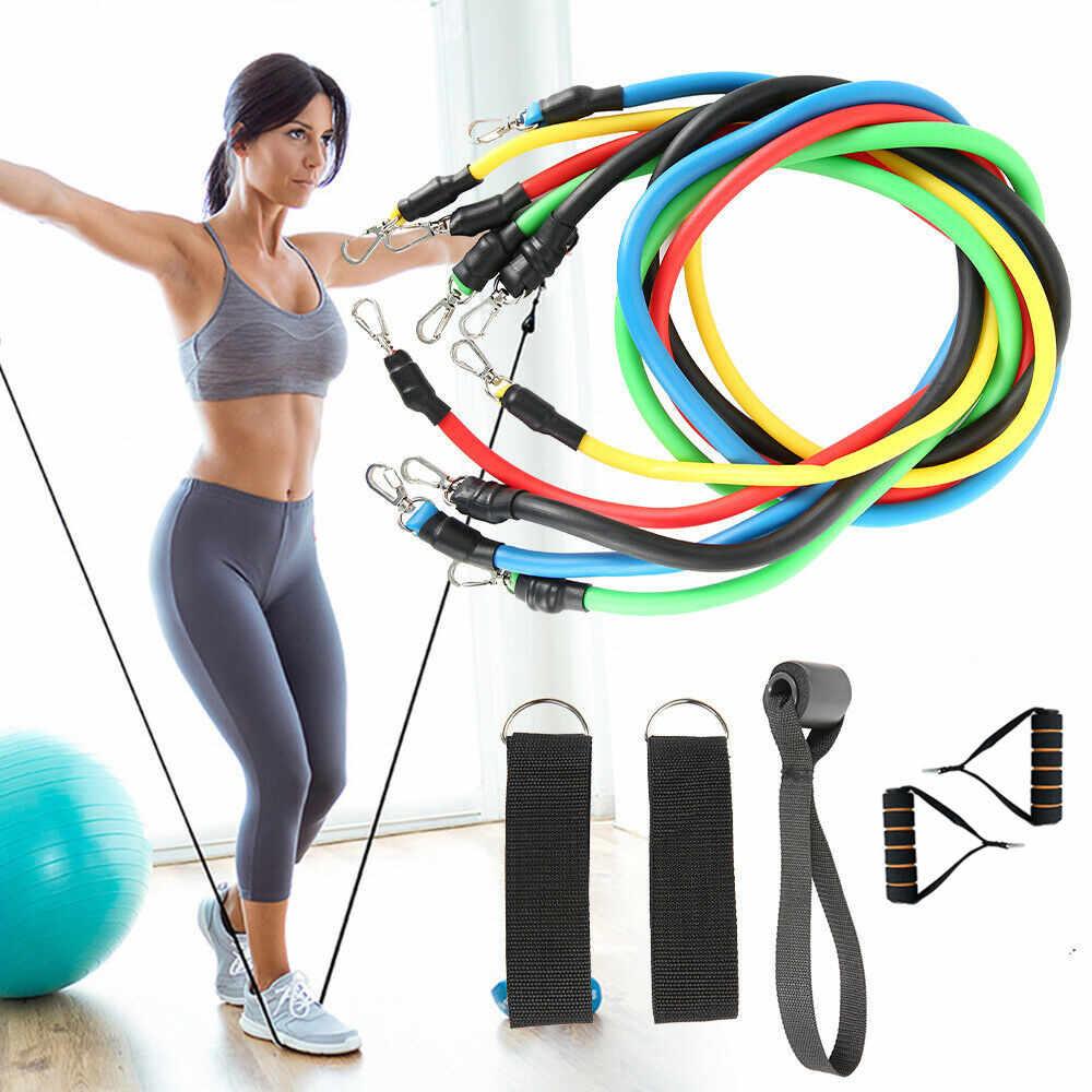 Упражнения с эспандером для мужчин