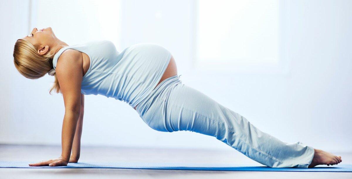 Йога для беременных — путь к обретению внутренней гармонии и лёгким родам
