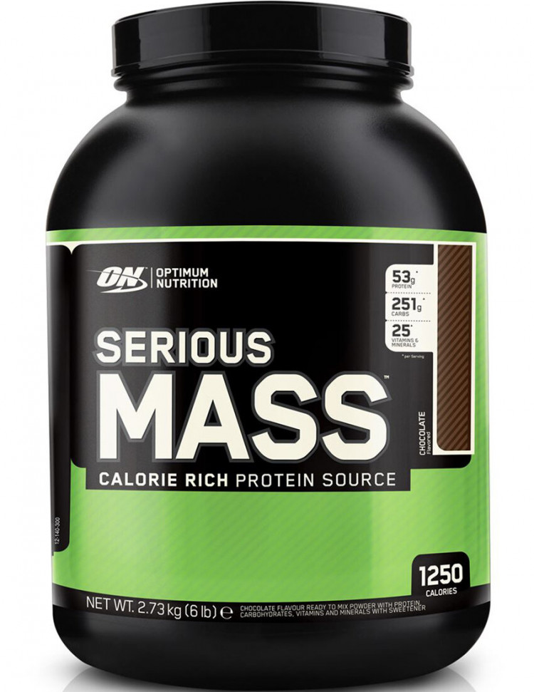 Serious mass от optimum nutrition: отзывы, состав и как принимать гейнер