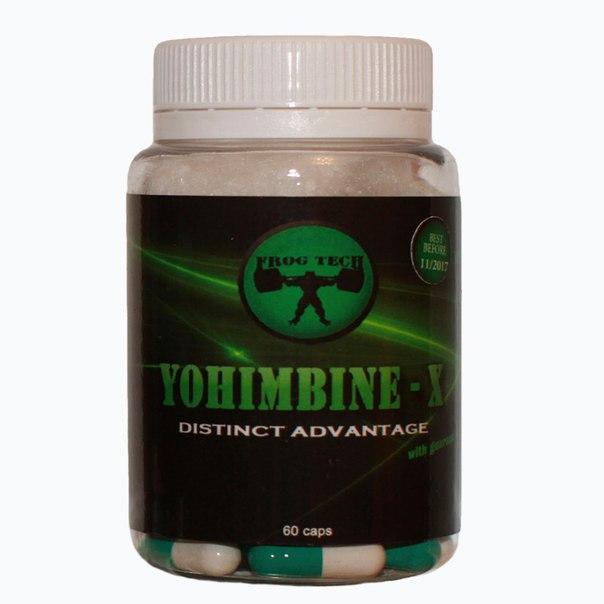 Йохимбина гидрохлорид для похудения, что это такое и как действует   irksportmol.ru