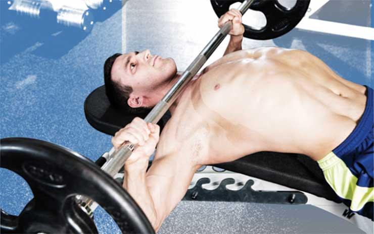 Упражнение гильотина для роста грудных: все от а до я! в домашних условиях или тренажерном зале