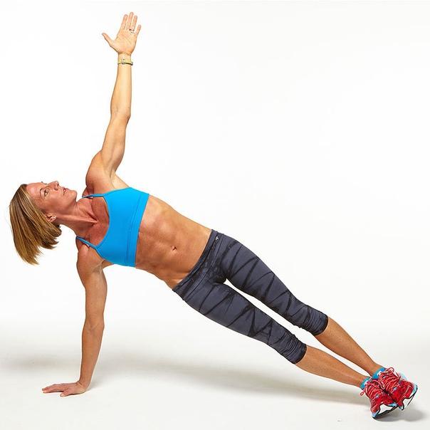 Упражнение боковая планка. как правильно делать боковую планку на левой и правой руке?