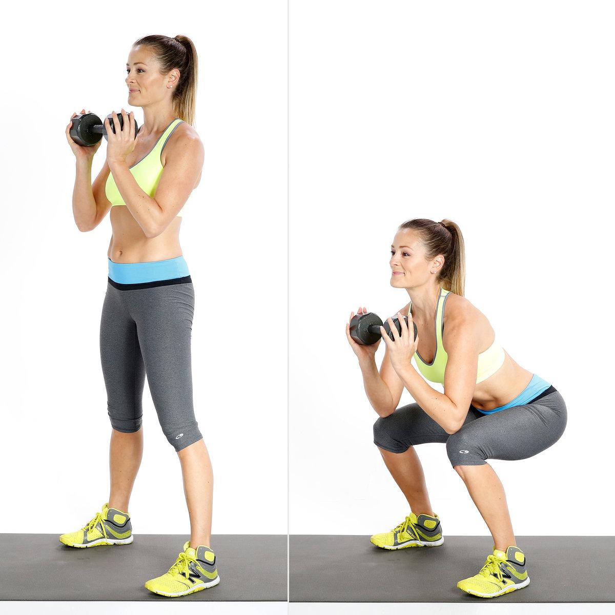 Как накачать ноги в домашних условиях - упражнения для мужчин и женщин с видео