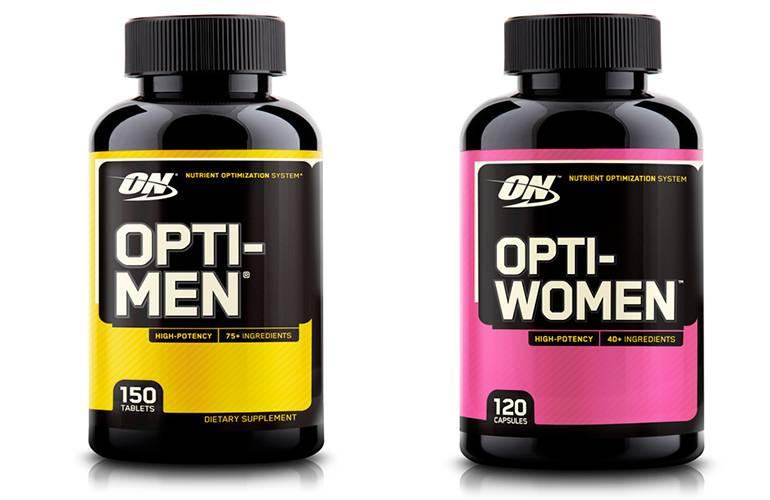 Витамины опти вумен, состав opti-women, рейтинг лучших витаминов opti-women