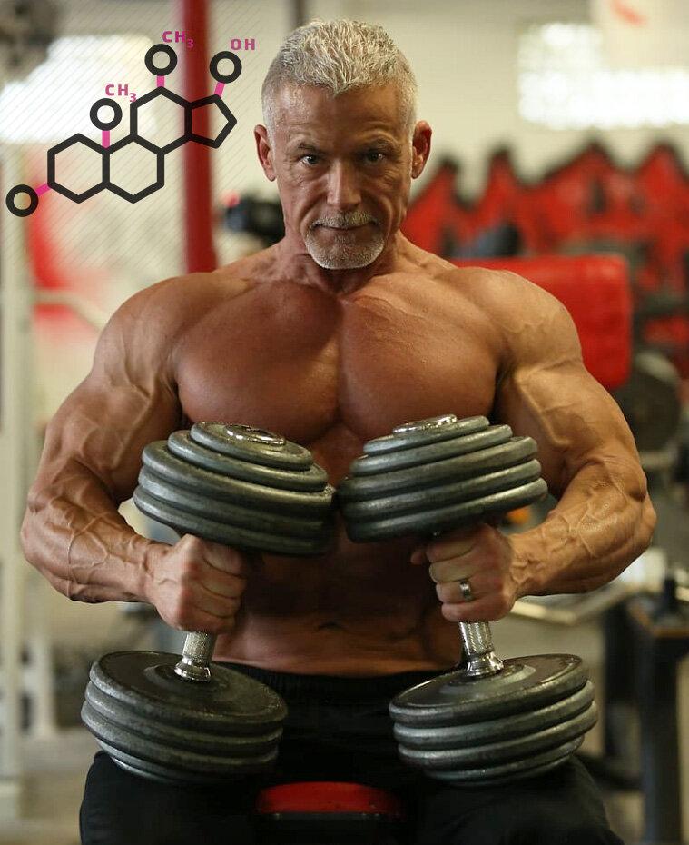 Набор мышечной массы | без «химии»
