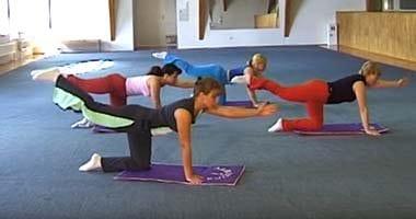 Пилатес дома - примеры упражнений и видео тренировок