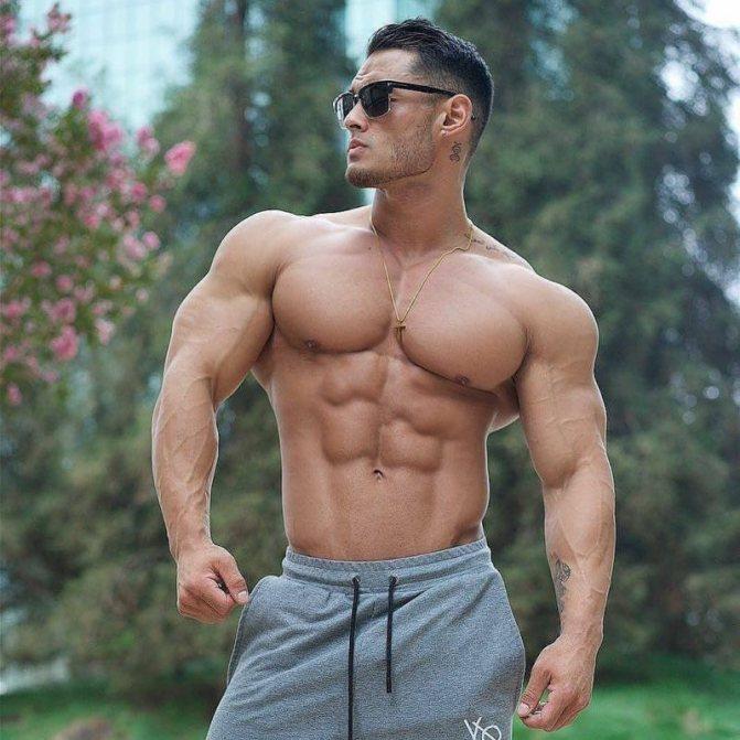 Джереми буэндиа (jeremy buendia): антропометрия, тренировки, питание - здоровье