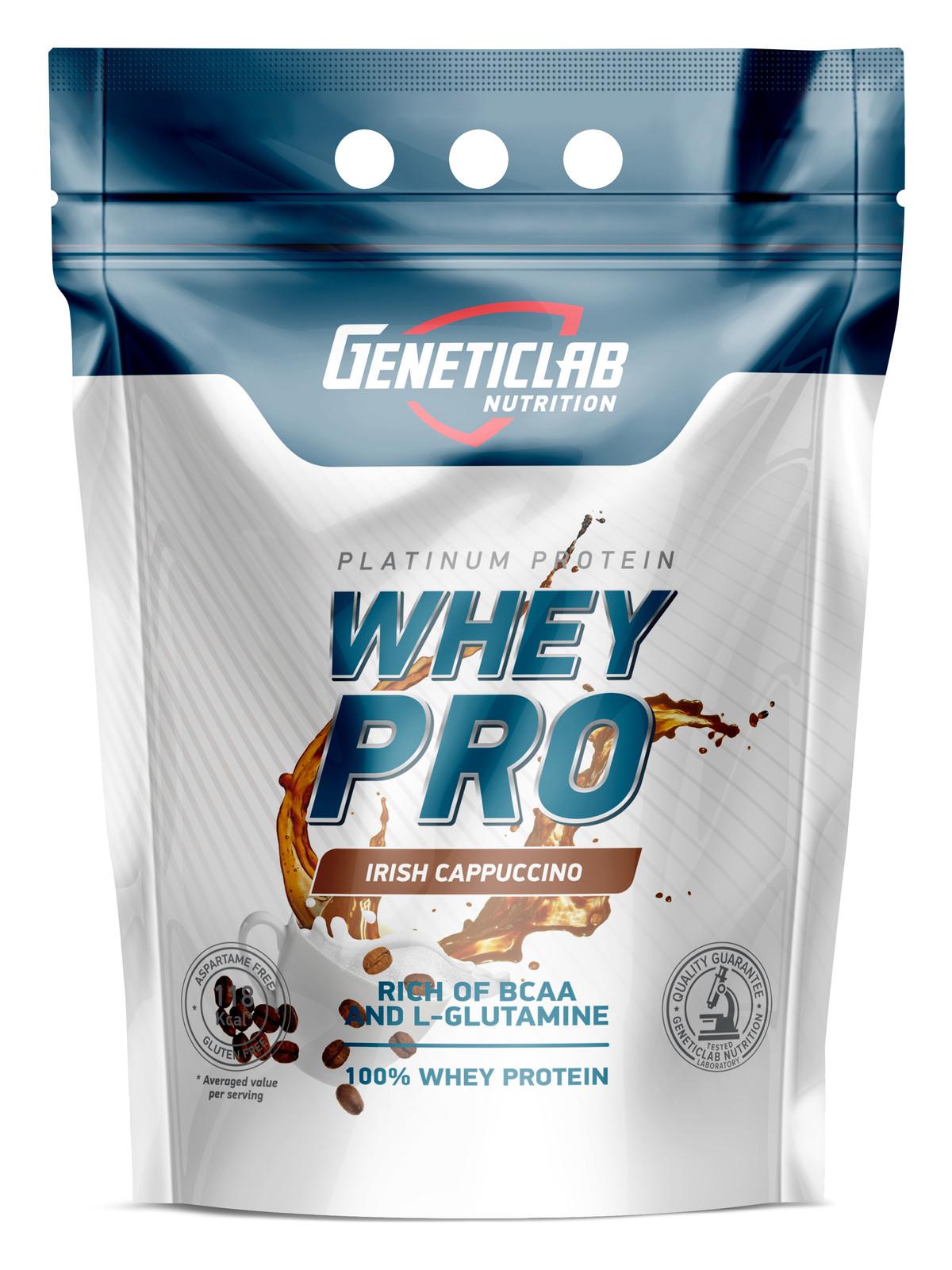 Whey Pro от GeneticLab