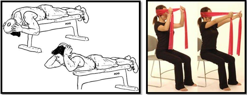 Как самостоятельно накачать шею в домашних условиях?
