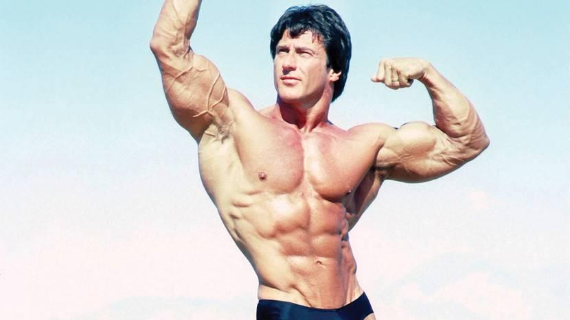 Фрэнк зейн - самый эстетичный атлет | спорт и здоровье