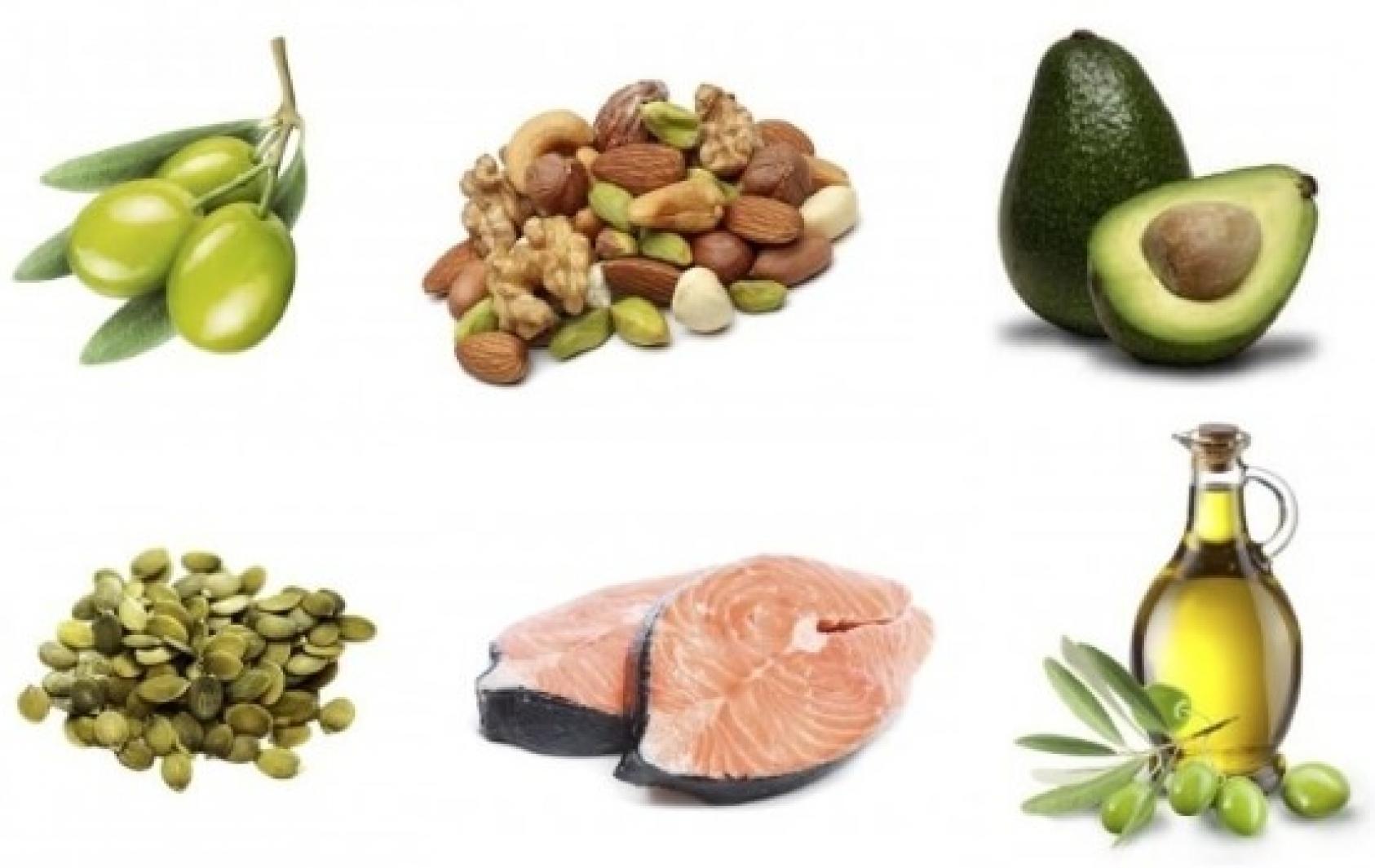 12 продуктов с высоким содержанием омега-3 жирных кислот