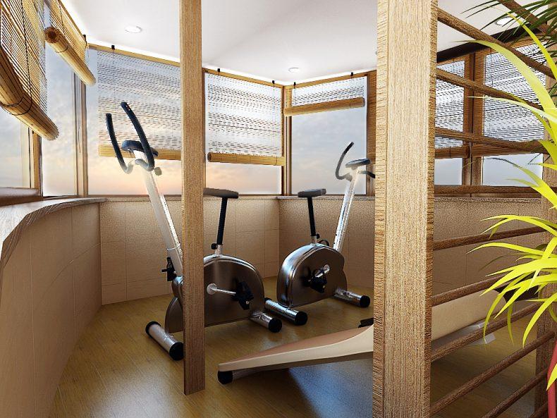 Хотите знать, как обустроить домашний спортзал? легко! в домашних условиях   для девушек и мужчин