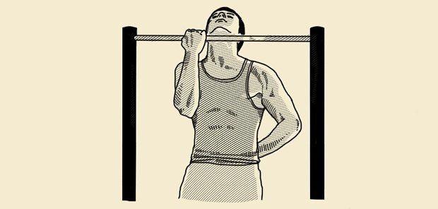 Подтягивание на одной руке: видео обучение и фото советы от профессионалов. подготовка мышц перед началом упражнений