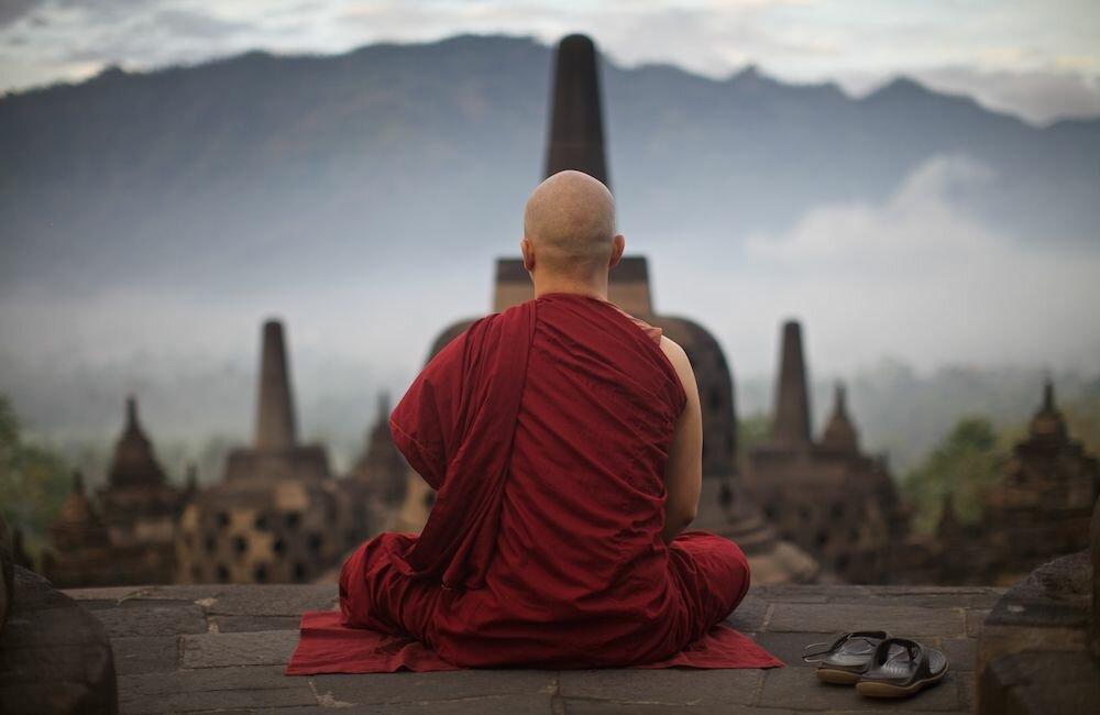 Очень сильная техника медитации осознания